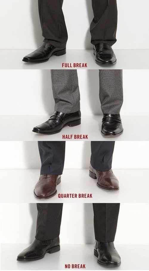 Những nguyên tắc mặc đồ nam đẹp không thể bỏ qua - 14
