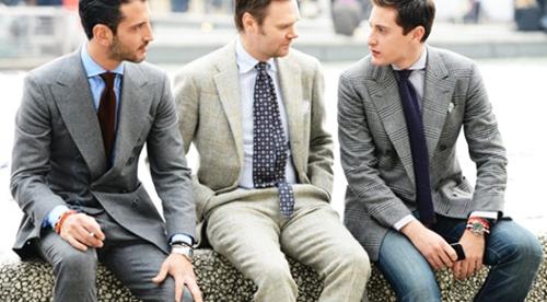 Những lỗi cơ bản nên tránh khi đeo cà vạt - 3