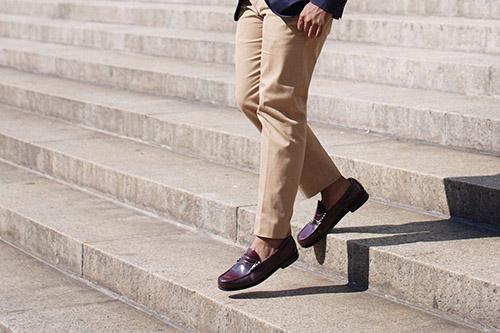 Mẹo hay giúp chọn giày vừa khít cho nam - 3