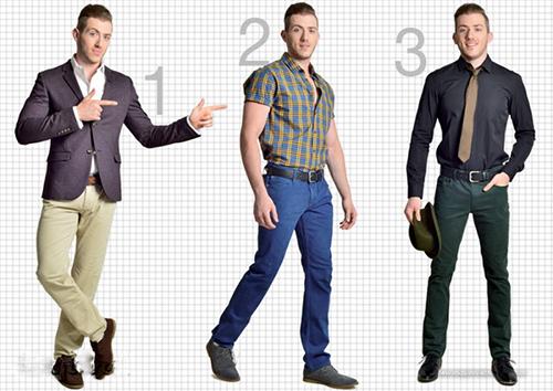 Mẹo hay giúp chọn giày vừa khít cho nam - 5
