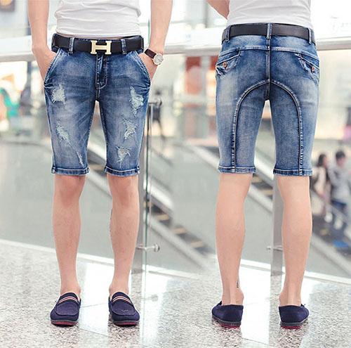 Cách chọn quần short jean phù hợp với từng dáng người - 3