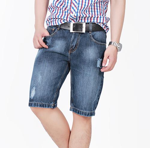 Cách chọn quần short jean phù hợp với từng dáng người - 1