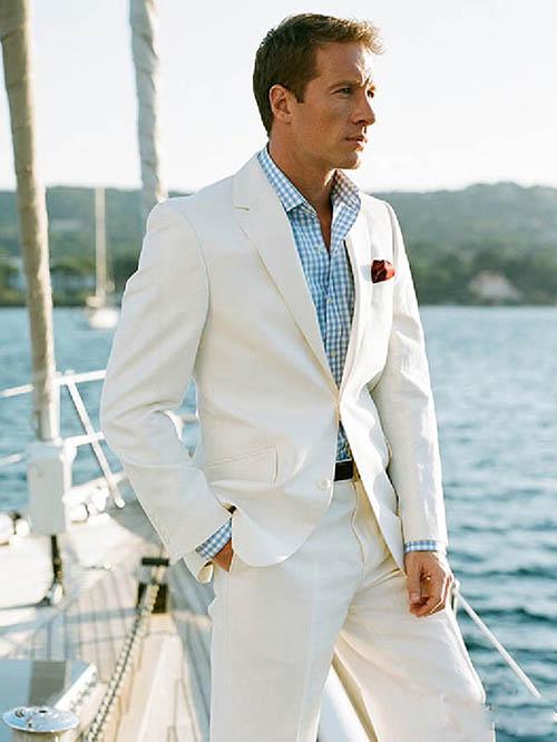 Bí quyết mặc vest không nóng bức ngày hè - 2