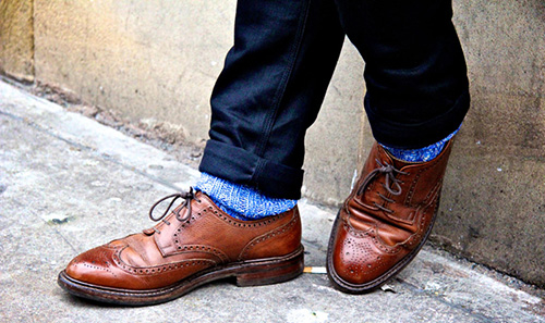 8 kiểu giày da cơ bản cho nam - 6