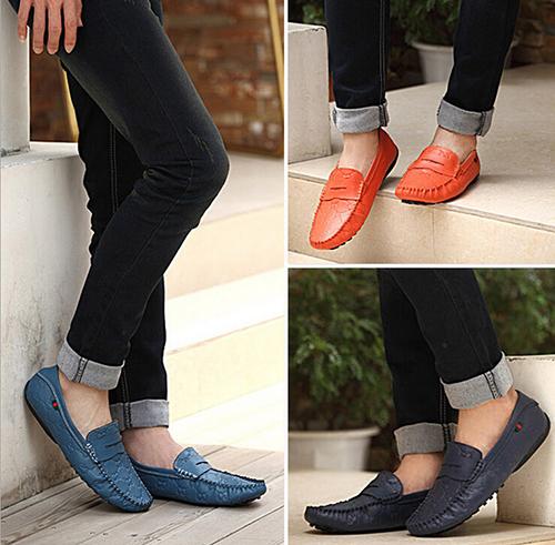 8 kiểu giày da cơ bản cho nam - 8