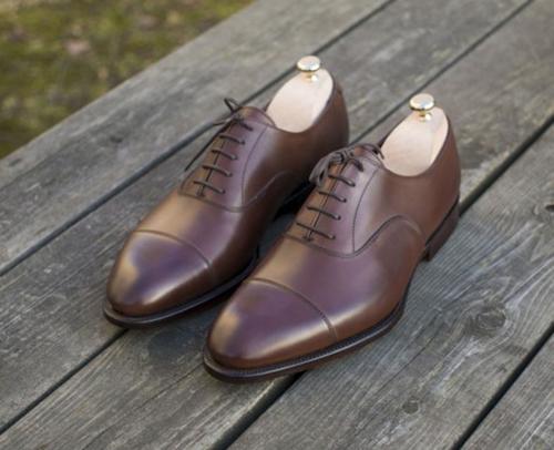 8 kiểu giày da cơ bản cho nam - 2
