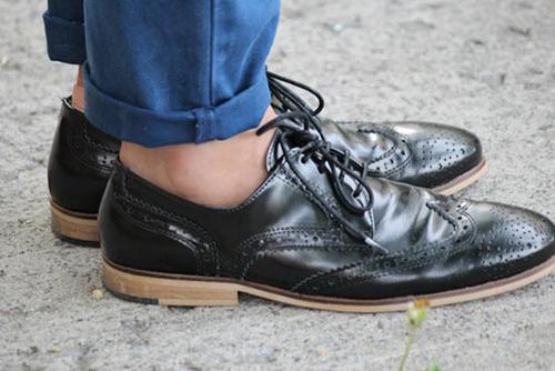 8 kiểu giày da cơ bản cho nam - 3