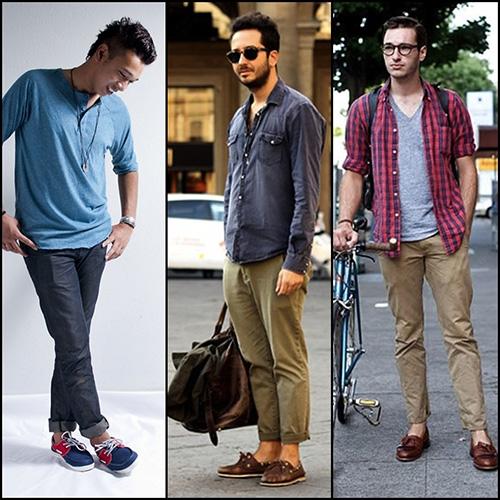8 kiểu giày da cơ bản cho nam - 7