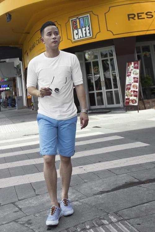 Cách chọn quần short nam cho chàng chân ngắn - 3