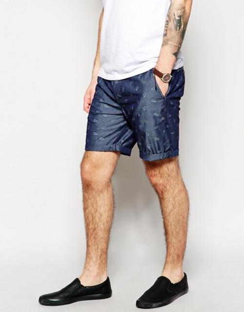 Cách chọn quần short nam cho chàng chân ngắn - 8