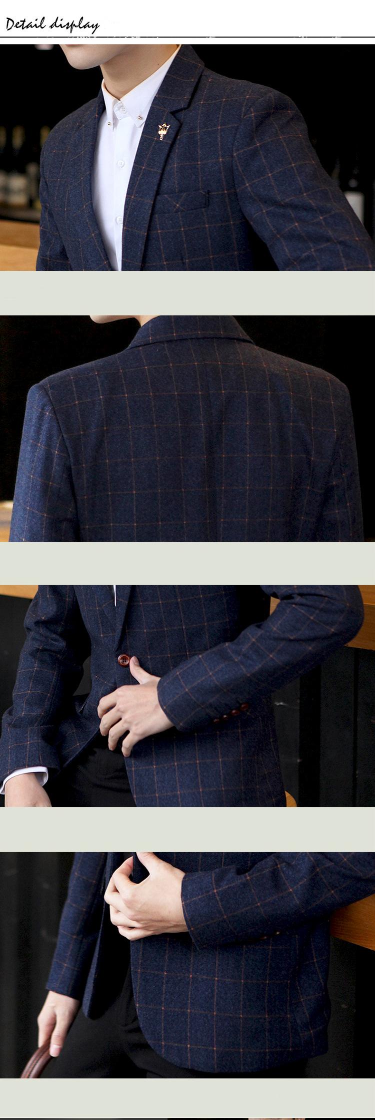 Áo vest cao cấp xanh đen av2l1094 - 2