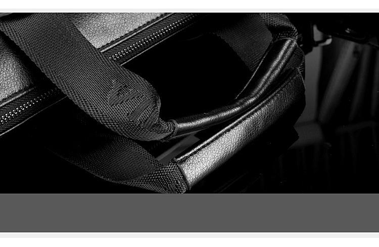 Túi xách đen tx80 - 3