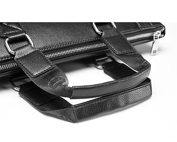Túi xách đen tx84 - 3
