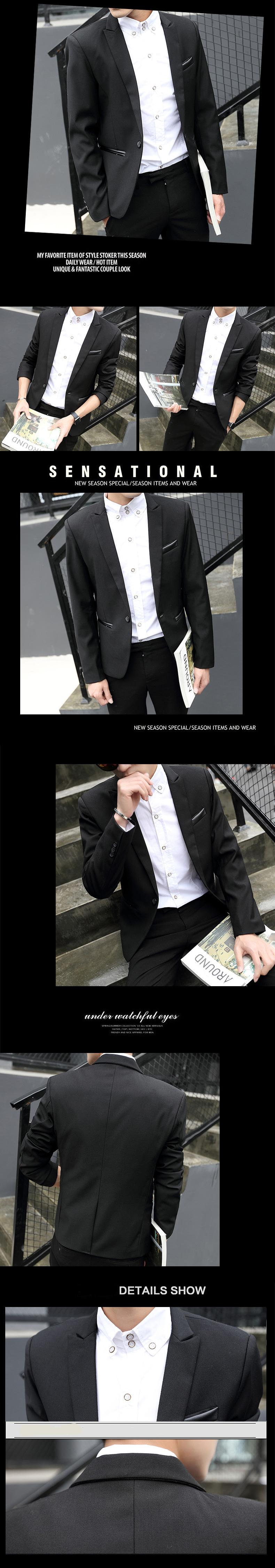Áo vest cao cấp đen av1097 - 1