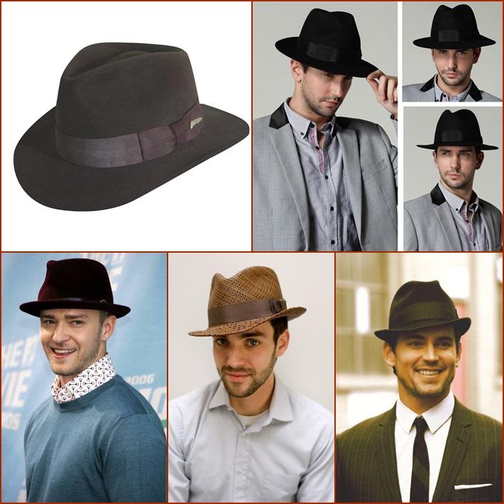 4 mẫu nón thời trang cho chàng thêm cuốn hút - 2
