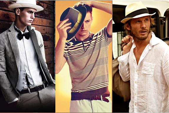4 mẫu nón thời trang cho chàng thêm cuốn hút - 8
