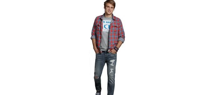 5 cách mặc quần jean - 2