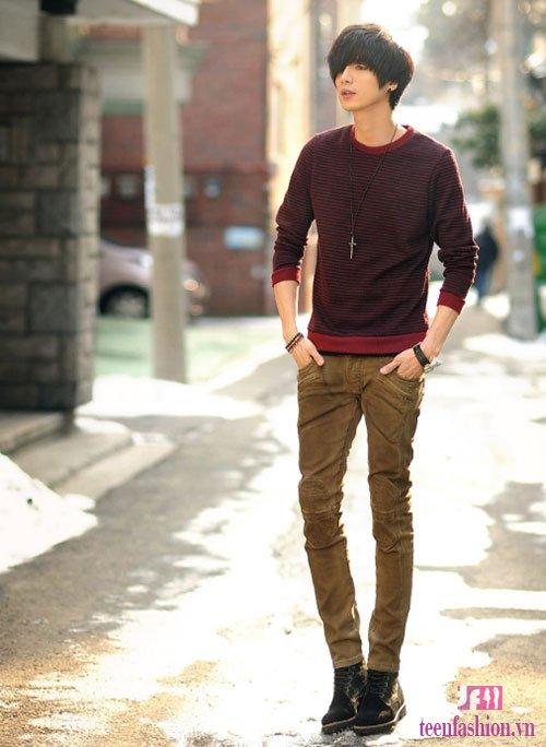 Áo khoác cho teen nam đẹp - 16