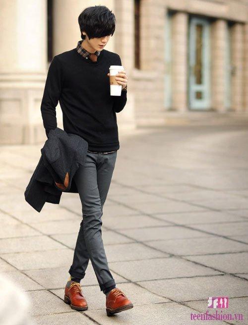 Áo khoác cho teen nam đẹp - 24