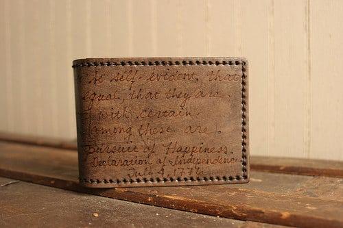 Bạn biết gì về chiếc ví của một người đàn ông - 5