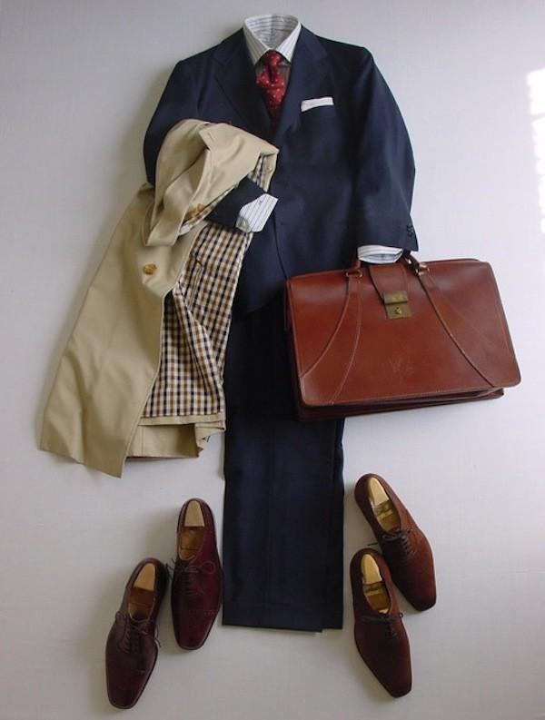 Bí quyết phối đồ với 6 kiểu túi quen thuộc cho nam giới - 2