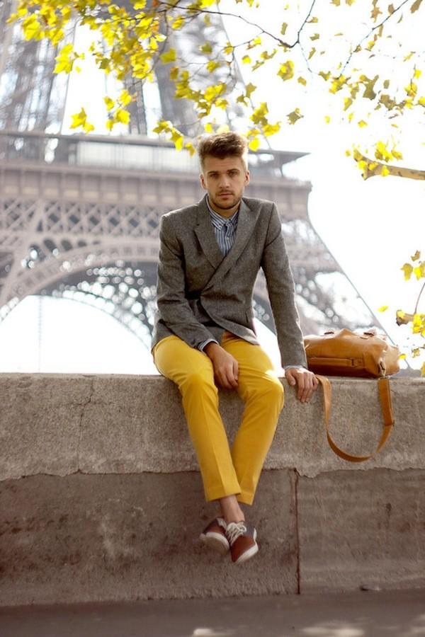 Bí quyết phối đồ với 6 kiểu túi quen thuộc cho nam giới - 10