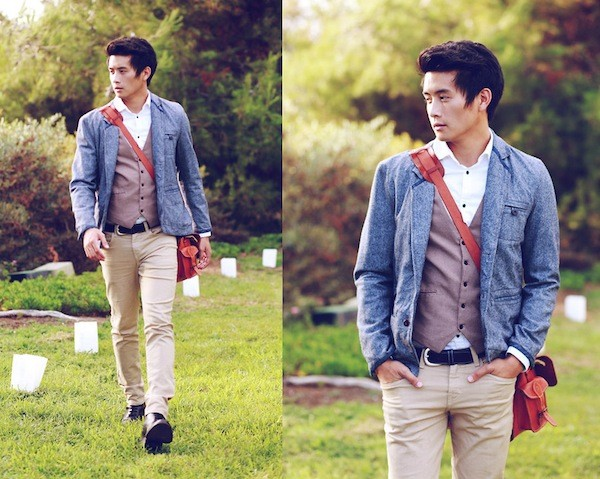 Bí quyết phối đồ với 6 kiểu túi quen thuộc cho nam giới - 13