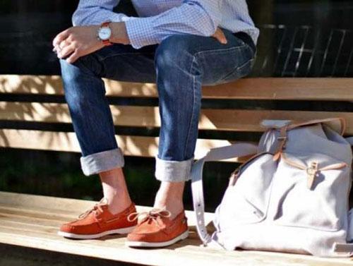 Bí quyết tỏa sáng phong cách cùng giày lười nam - 4