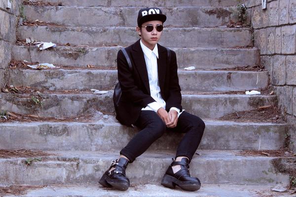 Boy snapback - chiếc mũ mê hoặc hà hồ ngọc trinh angela phương trinh - 33