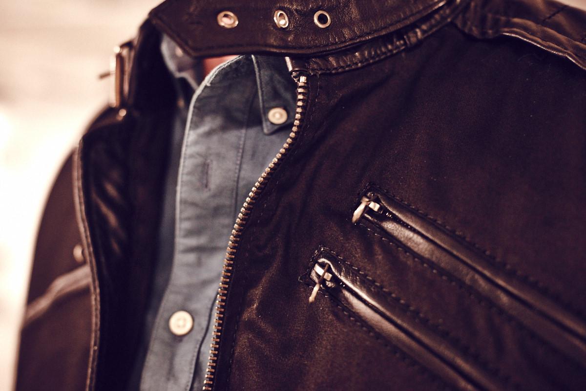Cách bảo quản áo khoác da - 1