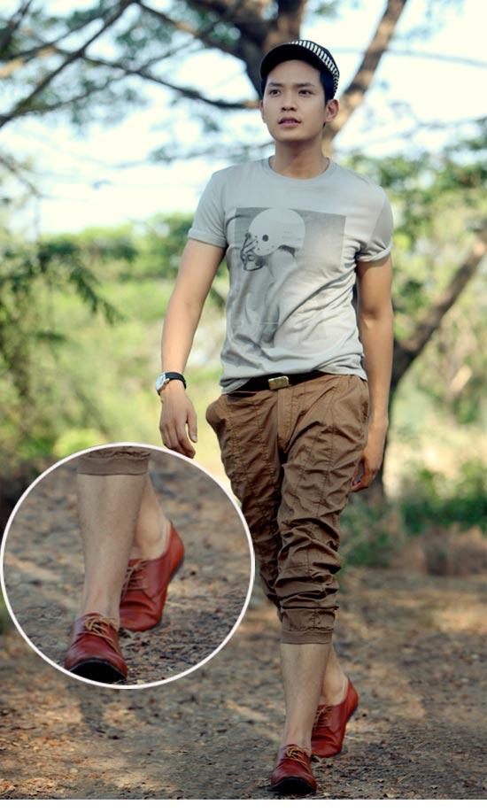 Cẩm nang chọn giày cho phái mạnh - 3