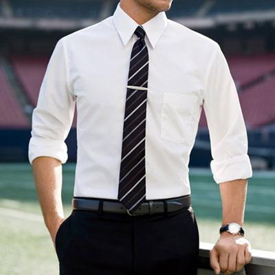 Chọn áo sơ mi trắng đúng phong cách - 4