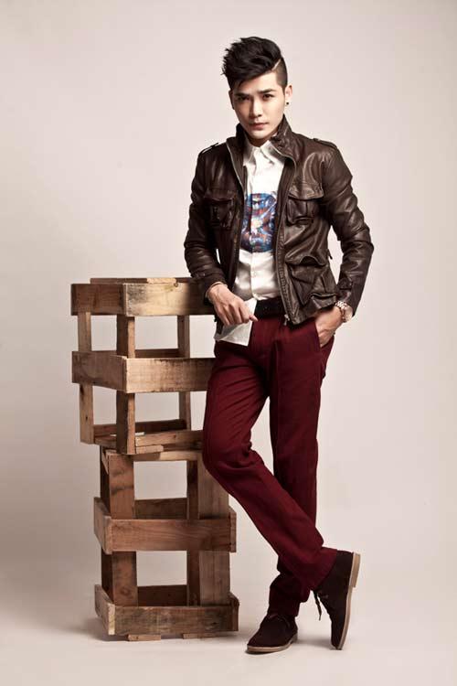 Chọn trang phục cá tính cho chàng đón xuân - 6