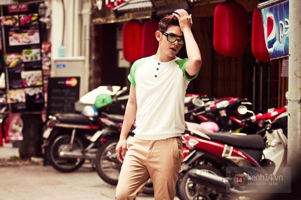 Đơn giản và nam tính trong trang phục nam - 12
