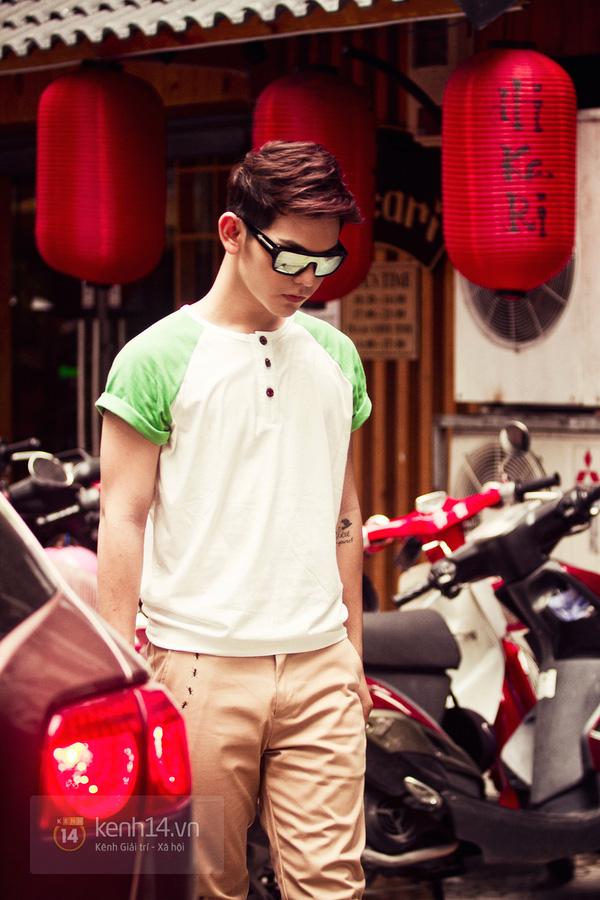 Đơn giản và nam tính trong trang phục nam - 14