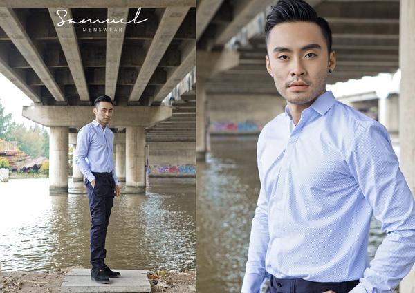 Gợi ý phong cách cho thời trang nam mùa xuânhè 2013 - 1