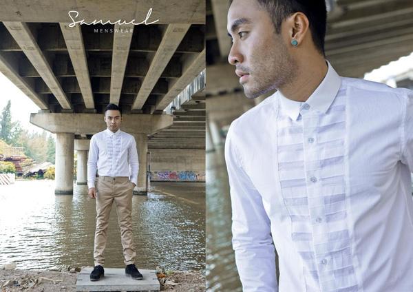 Gợi ý phong cách cho thời trang nam mùa xuânhè 2013 - 4