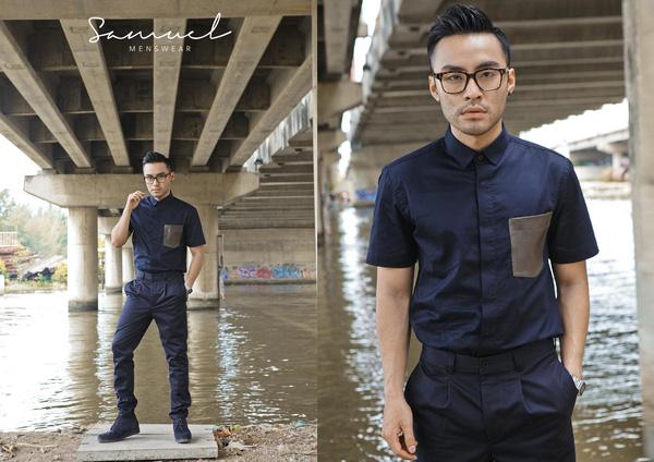 Gợi ý phong cách cho thời trang nam mùa xuânhè 2013 - 10