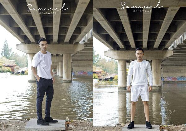 Gợi ý phong cách cho thời trang nam mùa xuânhè 2013 - 13