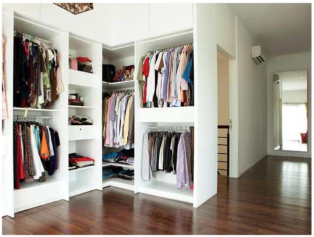Làm thế nào để tủ quần áo nam trông gọn gàng hơn - 3