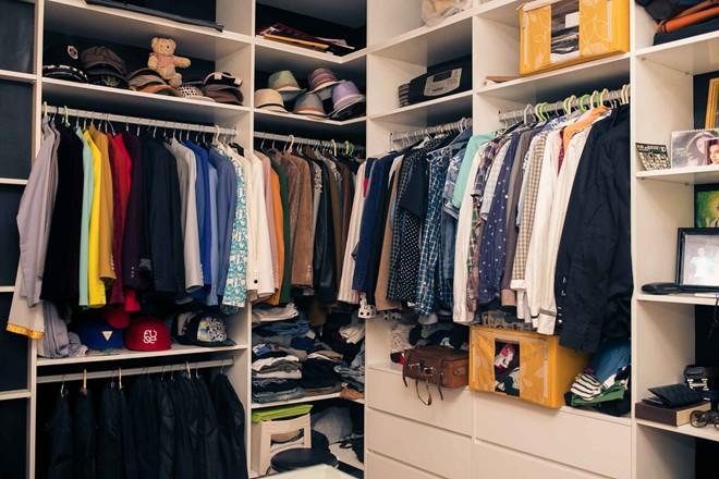 Làm thế nào để tủ quần áo nam trông gọn gàng hơn - 4