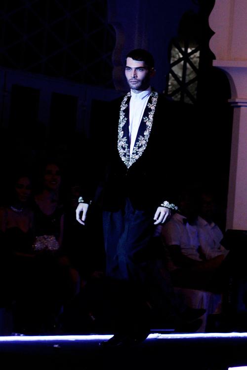 Trang phục lịch lãm cho quý ông mùa thu đông - 17