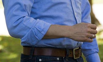Xắn tay áo sơ mi của quý ông như nào là đúng cách - 5