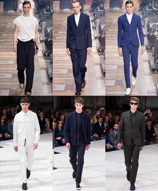 Xu hướng thời trang 2014 và phong cách tối giản - 1
