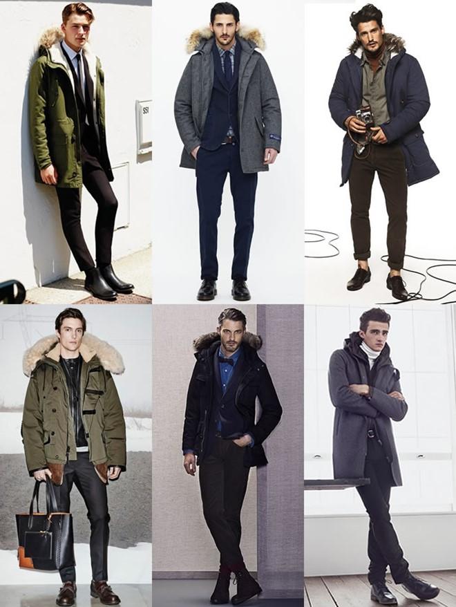 4 xu hướng áo khoác nam hot nhất 2017 - 1