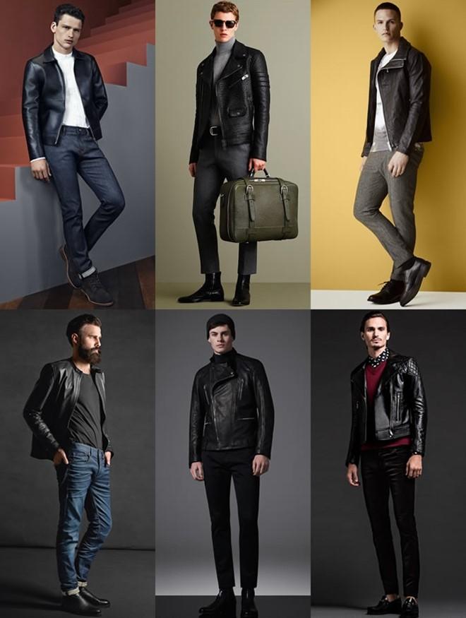 4 xu hướng áo khoác nam hot nhất 2017 - 3