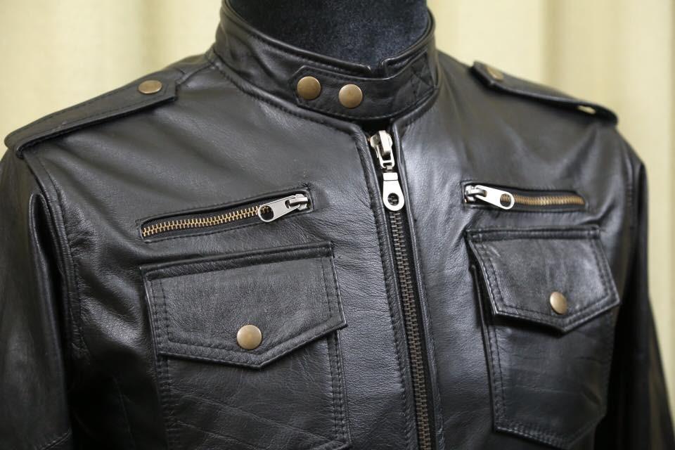 cách chọn mua áo khoác da nam chuẩn 100 dành cho quý ông - 4
