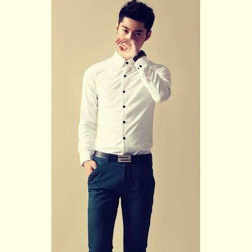 4 cách chọn áo sơ mi nam cho người gầy chuẩn nhất - 1