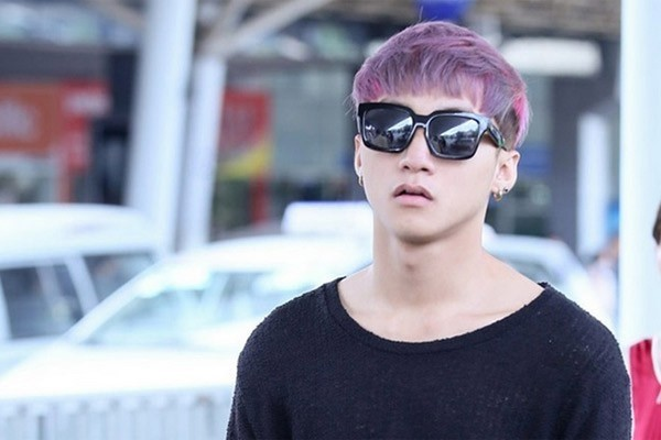 8 màu tóc nhuộm cực đẹp dành cho nam giới - 6