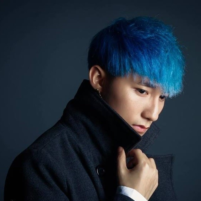 8 màu tóc nhuộm cực đẹp dành cho nam giới - 8